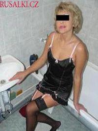 Prostytutka Aglaya Jasień