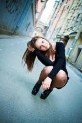 Dziewczyna Stephanie Bychawa