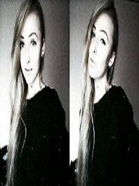 Dziewczyna Ilaria Ustroń